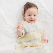 日本 Hoppetta 六层纱布睡袋(0~3岁)5403 ¥216.68