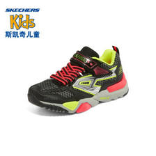 PLUS会员:SKECHERS 斯凯奇 儿童休闲运动鞋 ¥267.05