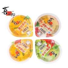 京东极速版:喜之郎 果肉果冻水果布丁大杯 200克*4杯多口味 9元包邮(需用券