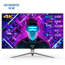 SKYWORTH 创维 G90 48英寸OLED全面屏电视4K超高清HDR 120Hz电竞显示器HDMI2.1广视角