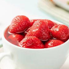 水果草莓罐头 6罐*425g  券后44元