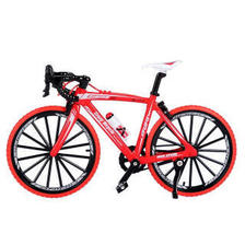 KIDNOAM 优迭尔 合金自行车模型 可联动 17.9元(包邮、需用券)