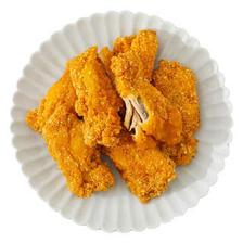 Fovo Foods 凤祥食品 网红炸鸡鸡翅根鸡排半成品炸鸡快手菜 咸蛋黄嫩骨鸡3袋 5