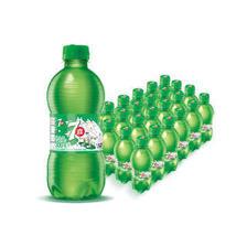 7喜 七喜7up 柠檬味 汽水碳酸饮料 300/330ml*24瓶 (新老包装随机发货)百事出