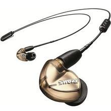 Shure 舒尔 SE535-V+BT2-EFS 三单元动铁 入耳式无线蓝牙耳机 ¥1687