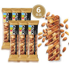 BE-KIND 缤善 坚果棒 焦糖海盐味 40g*6支 84元(需买2件,实付168元包邮)