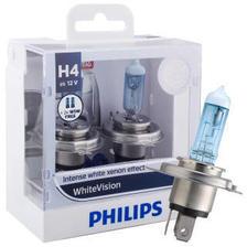 飞利浦(PHILIPS) 璀璨之光H4升级型汽车灯泡大灯灯泡近光灯远光灯卤素灯2