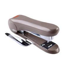 MAX 拱形订书机 中型订书器省力 可订30页带起钉器钉书机办公用HD-88R 米色 39.