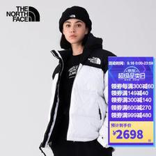 北面(THE NORTH FACE) 1996Nuptse 3C8D56P 男女款羽绒服  券后2698元包邮