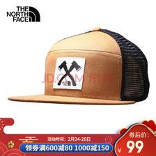 THE NORTH FACE 北面 3FKM 遮阳帽 ¥99