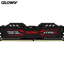 GLOWAY 光威 TYPE-α DDR4 3200MHz 台式机内存 石墨灰 8GB 174元