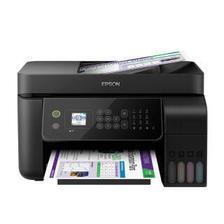 爱普生(EPSON) 墨仓式 L5198 彩色喷墨传真一体机(打印 复印 扫描 wifi 传真) 1
