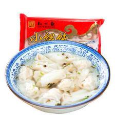鲜肉小馄饨320g 40只 中华老字号 早餐点心 生鲜面点 小馄饨云吞早点 13.4元(