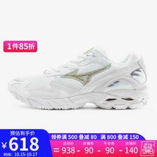 美津浓(Mizuno) Wave Rider 10 D1GA203049 中性休闲运动鞋  券后431.48元