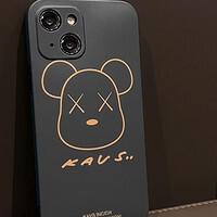 江铭 iPhone 13手机壳 立体浮雕机械熊 ¥39