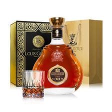 PLUS会员:路易乔治 XO 干邑白兰地 原瓶进口 700ml礼盒装 151.84元(需买3件,