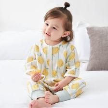 PLUS会员:Wellber 威尔贝鲁 婴儿睡袋 49.5元(需买2件,共99元包邮,需用券)