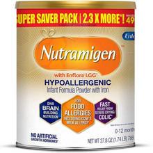 Enfamil 美赞臣 Nutramigen 安敏健 1段 LGG深度水解蛋白配方抗过敏婴幼儿配方奶
