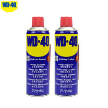 plus会员:WD-40 多用途除锈剂 400ml*2瓶 40.76元+运费