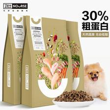 NOURSE 卫仕 小型犬成犬狗粮1.8kg*3 ¥78.85