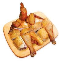 WENS 温氏 供港奥尔良烤土鸡 700g ¥27.8