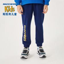 SKECHERS 斯凯奇 儿童运动长裤 ¥105.88