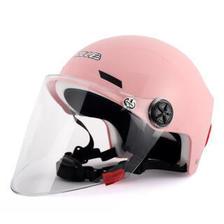 GILLE 3C电动摩托车头盔男 电瓶车头盔女 电动自行车防护帽 成人夏盔 男女通