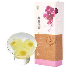 淘吉 四季和食果冻 葡萄味 240g 9.57元(需买12件,共114.8元)