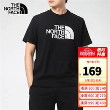 北面(THE NORTH FACE) TheNorthFace北面短袖T恤 269元(需买2件,共538元)