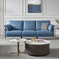 CHEERS 芝华仕 布拉格 现代轻奢都市科技布沙发 三人位 ¥3899