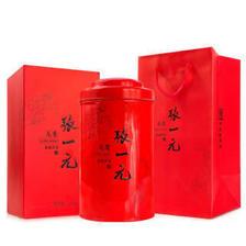 张一元茉莉花茶 特级茉莉龙毫100g/罐 配小手提袋 绿茶茶叶 中国红罐 年货春