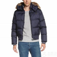 Schott NYC 2108J 男士连帽羽绒外套 ¥449.12