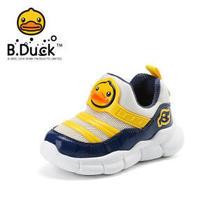 小黄鸭 B.Duck 小黄鸭(B.Duck)童鞋 软底学步鞋 轻便耐磨毛毛虫鞋 54.8元(需