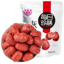 富昌 灰枣 500g 15.25元(需买6件,共91.49元,需用券)