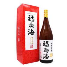 福寿海 纯米大吟酿清酒1.8L  券后308元