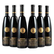 法国原瓶进口红酒 波尔多 优选赤霞珠干红葡萄酒 750ml*6支整箱装 151.2元