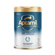 爱他美(Aptamil) ESSENSIS黑钻奇迹白罐水解较大婴儿配方奶粉 2段 6-12月900g 445