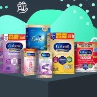 Enfamil/Enfagrow 婴幼儿配方奶粉、孕妇维生素大促 8折+额外9.5折 高端Enspire好价