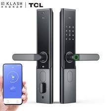 12日14点!Klash 佳勒仕 TCL-K6F 智能指纹密码锁 ¥798