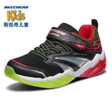 PLUS会员:斯凯奇(SKECHERS) 男童鞋可亮灯休闲鞋 223.55元包邮(双重优惠)