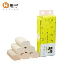 京东极速版: 惠寻 无芯竹浆3层加厚卷纸(S码) 12卷 1.9元包邮 (需用券)