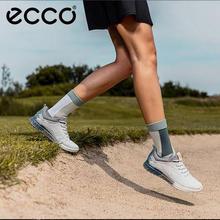 大码福利,Ecco 爱步 Golf S3系列 女士Gore-Tex®防水高尔夫运动鞋102903 ¥775.12