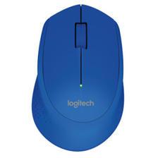 logitech 罗技 M275 2.4G蓝牙 无线鼠标 1000DPI 蓝色 58.5元(满减)