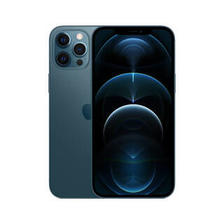 苹果(Apple) iPhone 12 Pro (A2408) 512GB 海蓝色 支持移动联通电信5G 双卡双待手