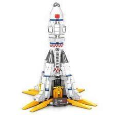 SEMBO BLOCK 森宝积木 流浪地球 107032 Q版火箭 444颗粒 39元包邮(需用券)