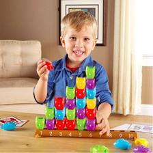 133.01元美国直邮!Learning Resources 猫头鹰数数计算儿童益智玩具 亚马逊海外