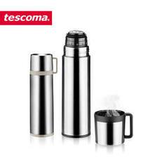 捷克tescoma 大容量保温杯 男女通用 0.7L黑色  券后59.9元