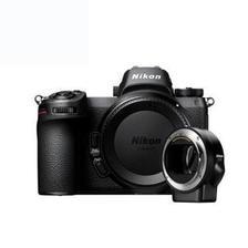 尼康(Nikon) Z6 全画幅微单数码相机 机身 + FTZ转接环 11899元