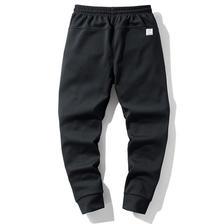 22点开始:VANCL 凡客诚品 202107 男士弹力束脚休闲裤 59元(包邮)