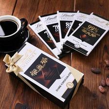 Lindt瑞士莲 70%特级排装黑巧克力 100g*12个装到手约¥218.59